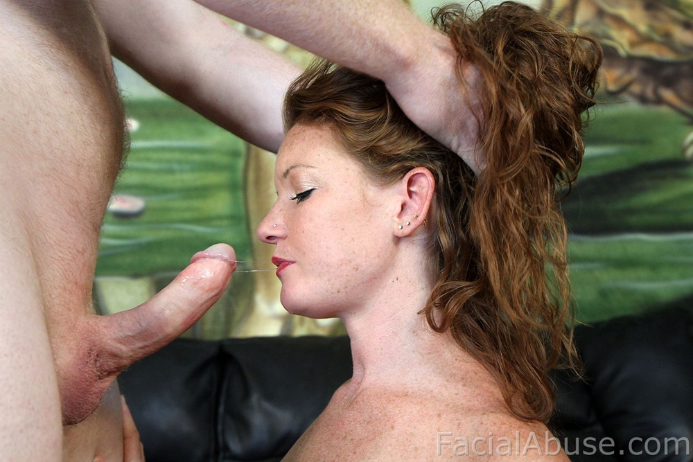Facial Abuse Ivy Monroe