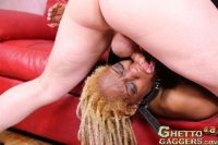 Ghetto Gaggers First Anal Ever