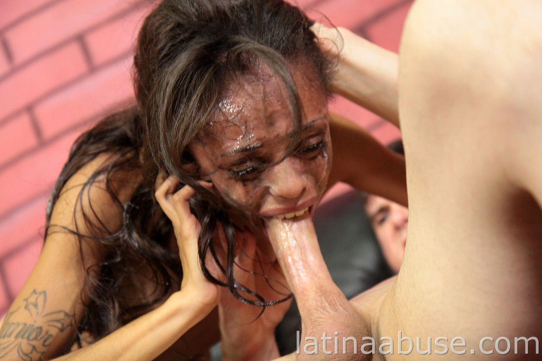 Latina Throats Isabella Gonzalez